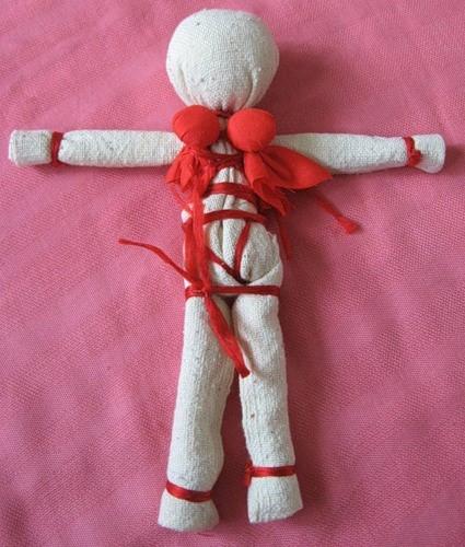 Как сделать куклу для любви своими руками видео