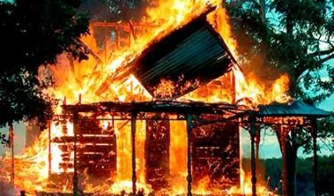 Сон о пожаре в доме