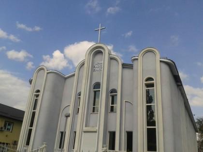 храм Иисуса Христа