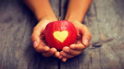 любовное яблоко