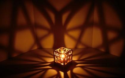 светильник пентограма
