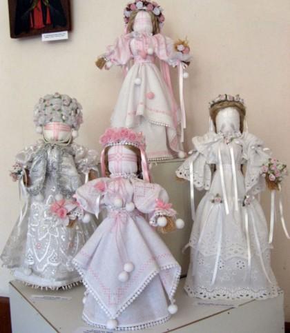 мотанки-невесты