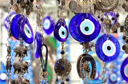 Турецкий синий глаз