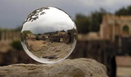 зеркальная сфера