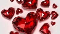 рубиновые сердца