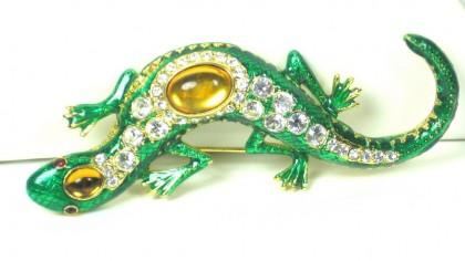 саламандра украшение