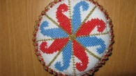славянский оберег вышивка