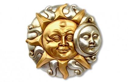 талисман луна солнце