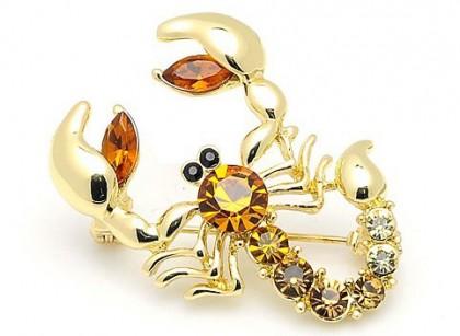 золотой скорпион
