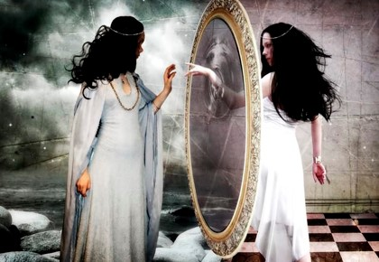 волшебное зеркало