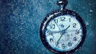 часы под водой