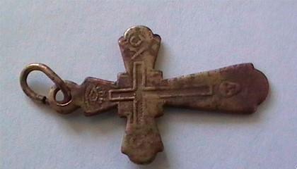 старый крестик
