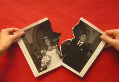 рвет свадебное фото