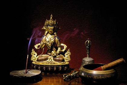 статуэтка Ваджрасаттвы