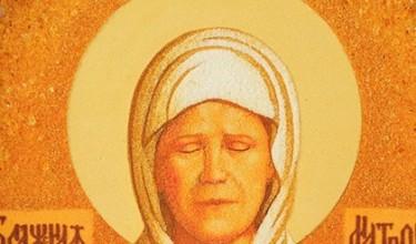 Молитвы Матроне о детях