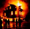Пожар у соседей во сне