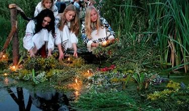 Ритуалы на Ивана Купала