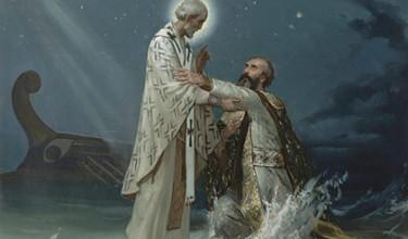 Молитва Николаю Чудотворцу об исцелении