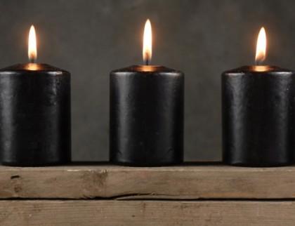 чёрные свечи