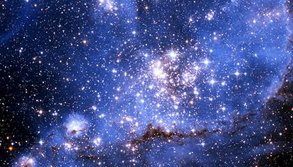 звезды ночью